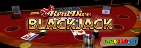 Real Dice Black jack
