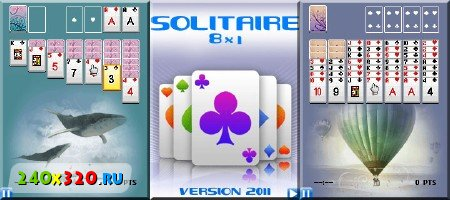 Solitaire 8 in 1 2011